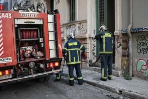 Τραγωδία στο Ίλιον: Νεκρή γυναίκα από φωτιά σε διαμέρισμα