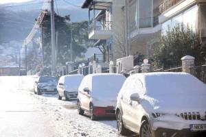 Καιρός σήμερα: Στο… ρυθμό του «Λέανδρου» η χώρα - Πού θα χιονίσει