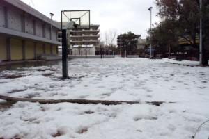 """Κακοκαιρία """"Λέανδρος"""": Ποια σχολεία είναι κλειστά λόγω παγετού"""