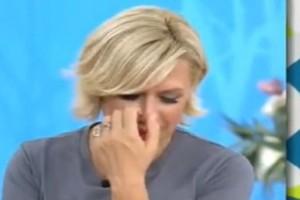 """""""Έκλαιγα!"""": Λύγισε η Κατερίνα Καραβάτου"""