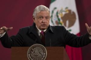 Θετικός στον κορωνοϊό ο Πρόεδρος του Μεξικού