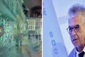 Κορωνοϊός: Lockdown όλο το καλοκαίρι; Τι αποκάλυψε ο Χαράλαμπος Γώγος (Video)