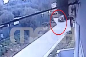 Κρήτη: Βίντεο-ντοκουμέντο με το τροχαίο που κόστισε τη ζωή στη 37χρονη μητέρα και τη 3χρονη κόρη της