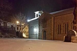 Κακοκαιρία «Λέανδρος»: Χιόνια και τσουχτερό κρύο μέχρι τα κεντρικά της Ελλάδας και την Αττική