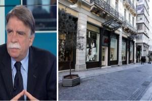 Κορωνοϊος: «Ρουκέτα» Βατόπουλου - «Δεν αποκλείω τρίτο lockdown»