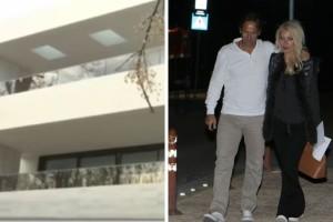 """Μενεγάκη - Παντζόπουλος: Αυτό είναι το ακίνητο που αγόρασαν  - """"Το σπίτι είναι 300 τετραγωνικά και..."""""""