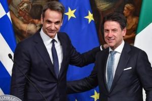 Παραιτήθηκε ο πρωθυπουργός της Ιταλίας, Τζουζέπε Κόντε!