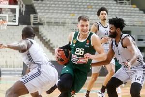 Euroleague: Με «μπόμπερ» Νέντοβιτς ετοιμάζεται για Κάτας ο Παναθηναϊκός