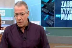 """Θρίαμβος για τον Νίκο Μάνεση - Χτύπησε """"κόκκινο"""" στην τηλεθέαση"""