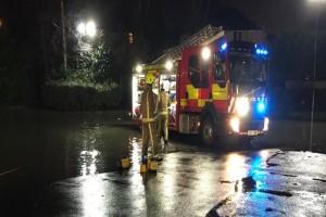 Συναγερμός στην Αγγλία: Ξέσπασε φωτιά σε νοσοκομείο - Συνελήφθη ένας άνδρας (video)