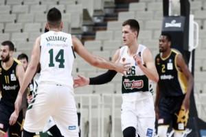 """Basket League: Αφεντικό ο Παναθηναϊκός, """"καθάρισε"""" την ΑΕΚ! (video)"""