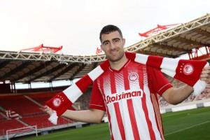 Ολυμπιακός: Υπέγραψε μέχρι το 2023 ο Παπασταθόπουλος