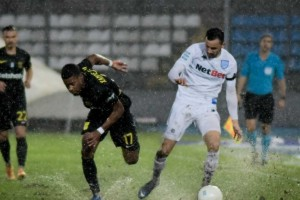 Super League: Ισοπαλία για ΠΑΣ και Άρη στην «πισίνα» των Ιωαννίνων