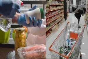 Κορωνοϊός: Να απολυμαίνουμε τα ψώνια που φέρνουμε σπίτι; Τι λένε οι ειδικοί
