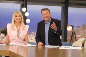 Πρωινό - τηλεθέαση: Πτώση στα νούμερα από τη... δεύτερη ημέρα για Σκορδά - Λιάγκα