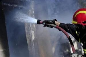 """Τραγωδία στο Ζεφύρι: Γυναίκα """"έχασε"""" τη ζωή της από φωτιά που ξέσπασε στο σπίτι της (video)"""