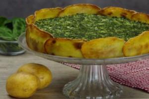 Καταπληκτική συνταγή για την πιο νόστιμη σπανακόπιτα που φάγατε ποτέ!