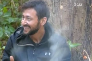 Survivor 4: Μαγεύει ο Πάνος Καλίδης - Το ποντιακό του τραγούδι που συγκίνησε