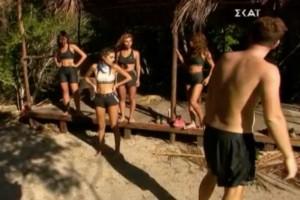 Survivor 4: Απίστευτο σκηνικό στην «μπλε» παραλία - Τους έφαγαν όλες τις προμήθειες