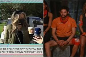 Λεάννα Μάρκογλου: «Δεν ξέρω γιατί ψήφισαν τον Πάνο αυτή την εβδομάδα»