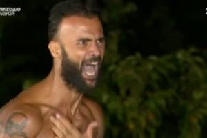 Survivor 4: Γυάλισε το μάτι του Περικλή - Το φάουλ του Καλίδη τον έκανε έξαλλο