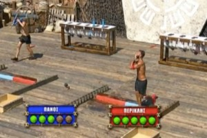 Survivor 4: Έπος από τον Περικλή - Νίκησε τον Καλίδη και… έστειλε φιλάκια