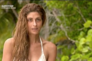 Survivor 4: Η Σαλαγκούδη παραδέχθηκε αυτό που βλέπουμε όλοι - «Είμαι το μεγαλύτερο παλτό»