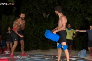 Survivor trailer 26/01: Πλακώνονται την ώρα του αγώνα Περικλής - Καλλίδης! Η Ασημίνα εναντίον της... ομάδας της (video)