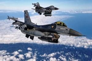 Συναγερμός στο Αιγαίο: Νέες προκλητικές υπερπτήσεις τουρκικών μαχητικών πάνω από Στρογγυλό και Ανθρωποφάγους