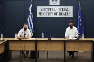 Κορωνοϊός:  Δείτε Live την ενημέρωση για τον ιό και τα μέτρα για το άνοιγμα του λιανεμπορίου