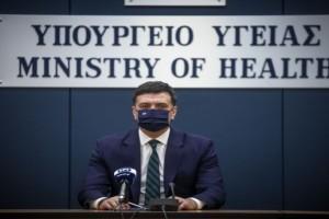 """Κορωνοϊός: """"Κόκκινος"""" συναγερμός για την μετάλλαξη του κορωνοϊού - Έκτακτη σύσκεψη στο υπουργείο Υγείας"""