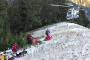 Πάρνηθα: Ανασύρθηκε η σορός του 42χρονου ορειβάτη