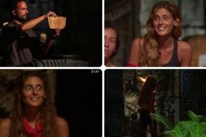 Σάρωσε στην τηλεθέαση το Survivor - Όλοι παρακολούθησαν την αποχώρηση της Σαλαγκούδη