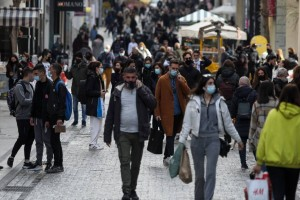 """""""Βόμβα"""" για τον κορωνοϊό: Επιδεινώνεται και άλλο η πανδημία - Στην Αττική χτυπάει το τρίτο κύμα"""