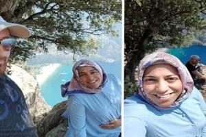Φρικτό έγκλημα στην Τουρκία: Έβγαλε selfie με την έγκυο σύζυγό του και την έσπρωξε στον γκρεμό (Video)