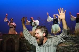 «Ο Κοτζάμπασης του Καστρόπυργου»: Στην σκηνή του Εθνικού Θεάτρου