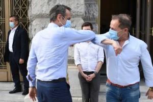 Εξελίξεις για τον Λιγνάδη: Ο Μητσοτάκης απάντησε για τη σχέση με τον ηθοποιό