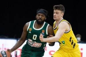 Euroleague: Ο κορωνοϊός και η Άλμπα λύγισαν τον Παναθηναϊκό