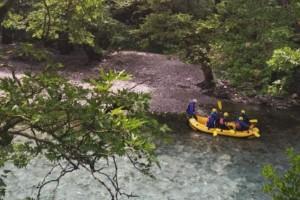Η φωτογραφία της ημέρας: Rafting στο Βοϊδομάτη Ποταμό