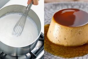 Εύκολη συνταγή για την καλύτερη κρέμα καραμελέ που έχετε δοκιμάσει