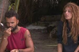 Survivor 4: Ο Περικλής «δίκασε» την Ανθή - «Εξαιτίας σου δεν τρώγαμε, δεν έχεις κανένα ιδανικό»