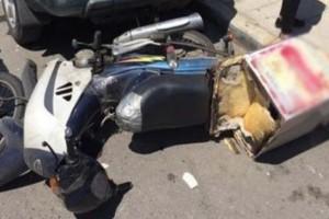Ραφήνα: Νεκρός 19χρονος ντελιβεράς σε τροχαίο