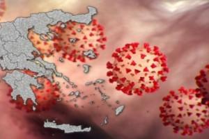 Κορωνοϊός: «Φλέγεται» η Αττική - Στο «κόκκινο» η Θεσσαλονίκη