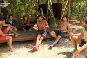Survivor 4: Επίθεση της μπλε ομάδας ο Τζέιμς - «Το παρεάκι έχει κλονιστεί»