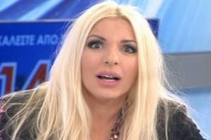 Αννίτα Πάνια: Κρούσματα κορωνοϊού στην εκπομπή της!