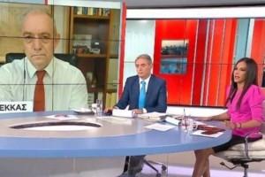 Στις 6:45 σήμερα ο Ευθύμης Λέκκας είχε προβλέψει ότι θα γίνει σεισμός στην Ελλάδα!
