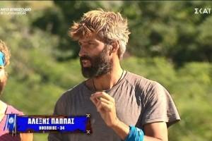 """Survivor 4: Οι... θεατές Κρις & Άλεξ, η κατάρρευση και το """"άδειασμα"""" στον Τζέιμς - Δείτε τα highlights"""