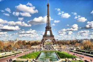 Η φωτογραφία της ημέρας: Ο Πύργος του Άιφελ!