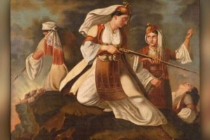 Ίδρυμα Θεοχαράκη: «Η Γυναίκα στην Επανάσταση του 1821»