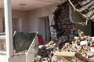 Σεισμός στην Ελασσόνα: Πραγματοποιείται αυτοψία γεωλόγων στην παραποτάμια περιοχή του Μεσοχωρίου